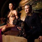 Urna con restos de Carrie Fisher emula ser una pastilla de prozac
