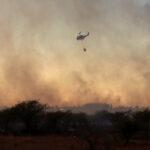 Chile pedirá apoyo internacional para combatir los incendios forestales