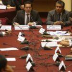 Comisión de Constitución recomienda derogar decreto sobre el INEN