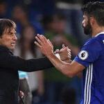 Premier League: Diego Costa discute con Conte y dejaría el Chelsea