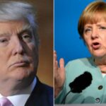 Merkel apuesta por cooperación con Trump en lugar de proteccionismo