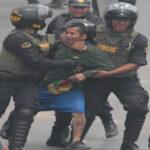 Puente Piedra: Veintiocho detenidos y 5 policías heridos en violentas protestas