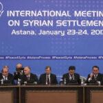 Siria: Rusia, Turquía e Irán acuerdan mecanismo para supervisar el alto el fuego