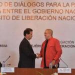 Ecuador: Llegan delegados del ELN y gobierno de Colombia para diálogo