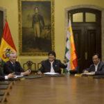 Bolivia: Evo Morales remodela su gabinete con 10 nuevos ministros