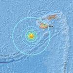 Terremoto de 7.2 grados cerca de Fiji, cancelan alerta de tsunami