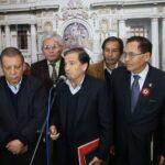 Congreso: Piden no adelantar opinión sobre constitucionalidad de decretos
