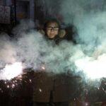 Pekín recibe el Año del Gallo envuelta en esmog por culpa de los petardos