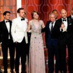 La La Land arrasa y hace historia en la entrega de los Globos de Oro