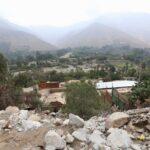 Huaicos: Son 170 las viviendas afectadas en Huarochirí y Chosica (VIDEO)