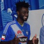 Emelec: Christian Ramos fue presentado como nuevo jugador 'eléctrico'