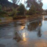 Una inusual lluvia inunda calles y viviendas en el norte y este de Lima