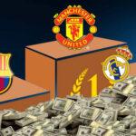Manchester United es el club más rico del mundo: supera a Real Madrid y Barcelona