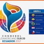 Sudamericano Sub-20: Resultados del Grupo B del que fue eliminado Perú