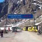 Argentina y peruana mueren tras larga espera en cruce chileno-argentino