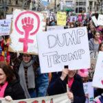 """Miles de personas abarrotan Washington para """"Marcha de las Mujeres"""""""