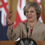 May confirma que el Reino Unido abandonará el mercado único europeo