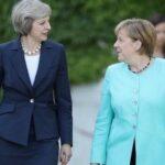 Theresa May insiste en controlar la inmigración en respuesta a Merkel
