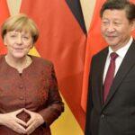 China desbanca por primera vez a EEUU como primer socio comercial de Alemania