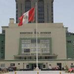 Caso Alejandro Toledo: Ministerio del Interior se pronuncia