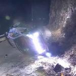 Montecarlo: volcó un auto en el Rally y mató a un espectador (VIDEO)