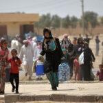 Irak: Estado Islámico usa civiles como escudos humanos en Mosul