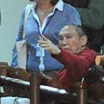 Antonio Noriega estable dentro de la gravedad tras dos cirugías cerebrales