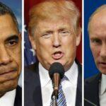 """Obama recuerda a Trump que el presidente Putin """"no es de nuestro equipo"""""""