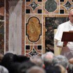 Papa defiende la paz y creación de dos estados: Israel y Palestina