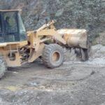 Pasco: Caída de lodo y piedras bloquea tramo vial Yanahuanca-Ambo