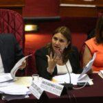 Ministra de Justicia: Decretos permitirán atacar el crimen y evitar corrupción (VIDEO)