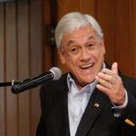 Sebastián Piñera ironiza: EEUU está gobernado por Donald y Mickey