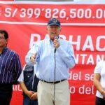 Pedro Pablo Kuczynski niega que tarifas eléctricas financien gasoducto