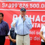 Kuczynski supervisará obras de agua potable en Huarochirí