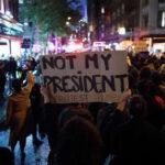 EEUU: Ascienden a más de 200 los detenidos durante protestas contra Trump (VIDEO)