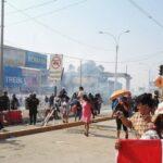 Puente Piedra: Trasladan a detenidos a Seguridad del Estado