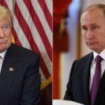 El Kremlin confirma que Putin y Trump hablarán mañana por teléfono