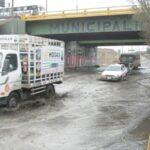 Lluvia que cayó sobre Lima acumuló 3 litros por metro cuadrado (VIDEO)