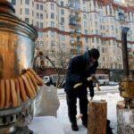 Rusos se quedan sin calefacción a 25 grados bajo cero