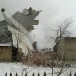 Al menos 32 muertos en accidente de aviación en aeropuerto de Kirguizistán