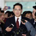 Fiscalía surcoreana emite orden de arresto contra heredero de Samsung