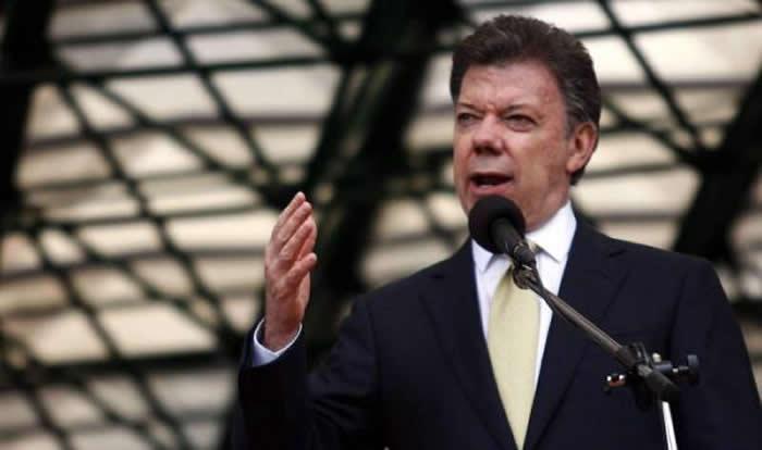 Santos visitará zonas de normalización de las FARC-EP