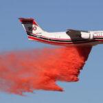 Chile: Avión Supertanker llega este miércoles para combatir incendios