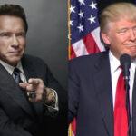 "Schwarzenegger responde a Trump: ""Espero que usted trabaje para todos"""