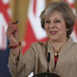 """Brexit: Theresa May instará a la """"unidad"""" de los británicos en discurso"""