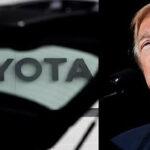 Japón sale en defensa de Toyota tras las amenazas de Donald Trump