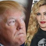 """EEUU: Donald Trump tilda a Madonna de """"asquerosa"""" que dañaa todos"""