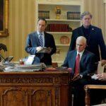 Presidente Donald Trump contacta por primera vez a Vladimir Putin