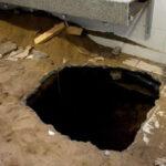 Chile: Vigilante descubre túnel de 25 metros bajo una sucursal bancaria
