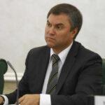 """Rusia: Presidente del Parlamento llama """"histérico"""" al gobierno de Obama"""